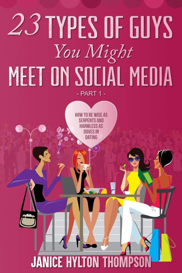23 Types of Guys You Might Meet on Social Media {E-BOOK VERSION}