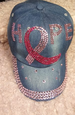 Breast Cancer Hope Hat