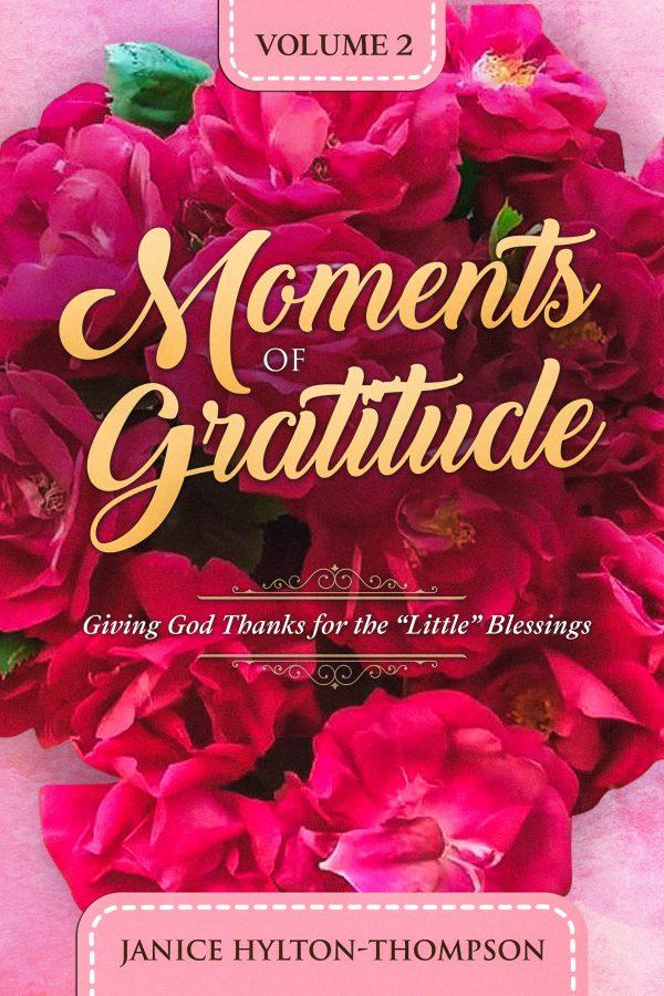EBOOK - Moments of Gratitude Book